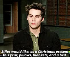 Watch this trending GIF on Gfycat. Discover more Dylan O'Brien, Lydia Martin, Lydia Martin imagine, Scott McCall, Scott McCall imagine, stiles stilinski, stiles stilinski imagine, teen wolf, teen wolf imagine, tw, tw imagine GIFs on Gfycat