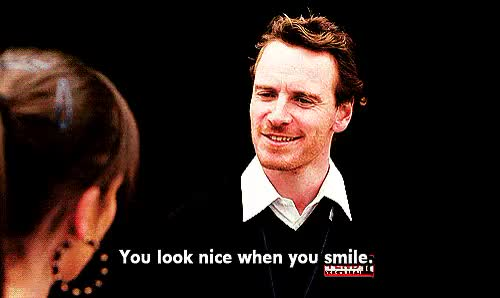 Watch and share Michael Fassbender GIFs and I Really Like This GIFs on Gfycat