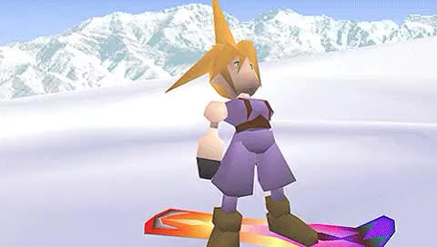 Watch and share Cloud Strife GIFs and Ffvii GIFs on Gfycat