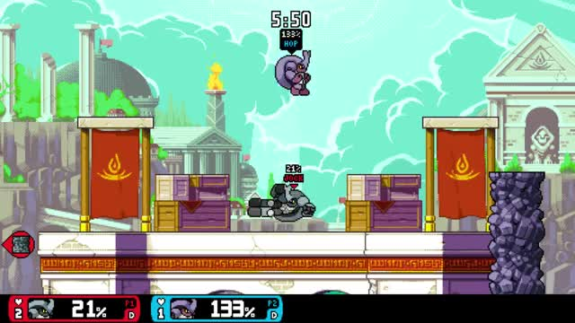 Watch and share Rivals Of Aether GIFs and Combos GIFs on Gfycat