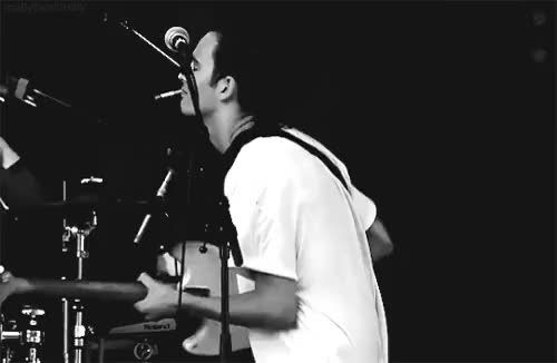 Watch and share Matty Healy Smoking GIFs and Black And White GIFs on Gfycat