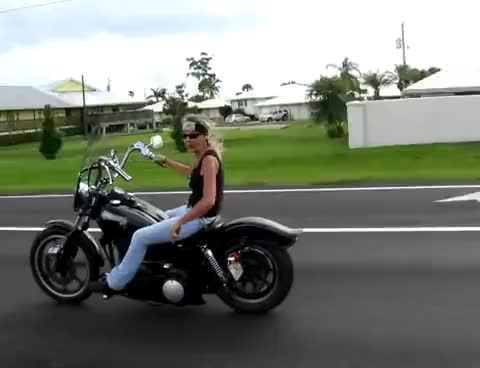 Watch and share Biker GIFs on Gfycat