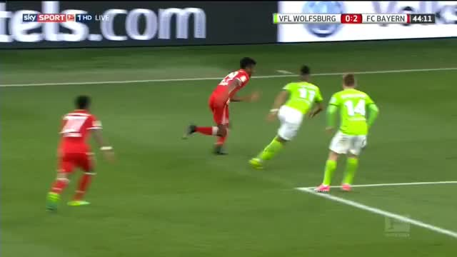 Watch and share Wolfsburg Vs Bayern Munich_20170429_181622 GIFs by johnmorra on Gfycat