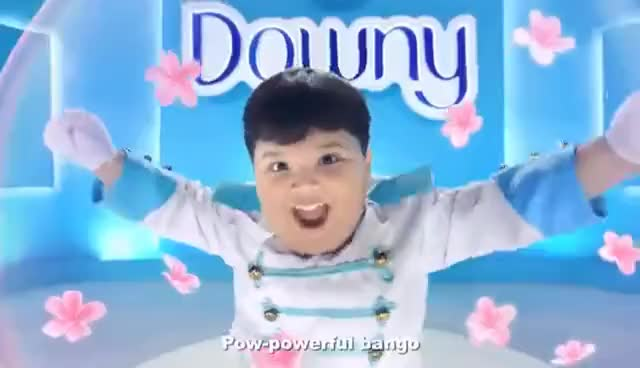 Watch and share Downy Philippines BOOM BOOM POW – Dance GIFs on Gfycat