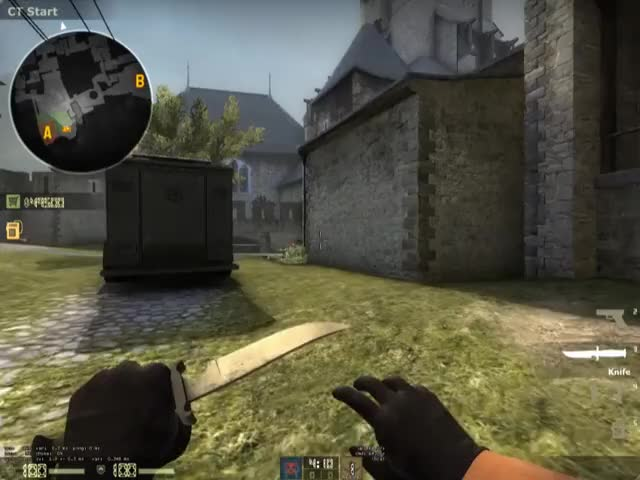 Watch and share De_cbble B Long Smoke From CT-base GIFs by mr.vk on Gfycat