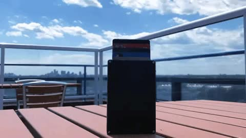Watch and share Aluminum Wallet GIFs and Coolwallet GIFs by MANI WONDERS on Gfycat