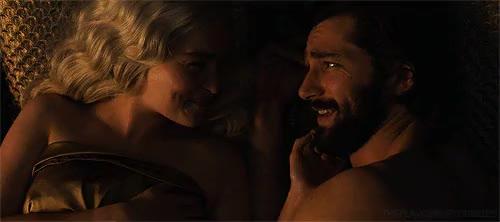 Watch and share Dany Daario GIFs on Gfycat