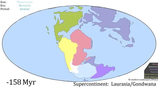 Watch Continental Drift GIF on Gfycat. Discover more africa, america, australia, continental drift, continents, eurasia, north america, pangaea, pangea, south america GIFs on Gfycat