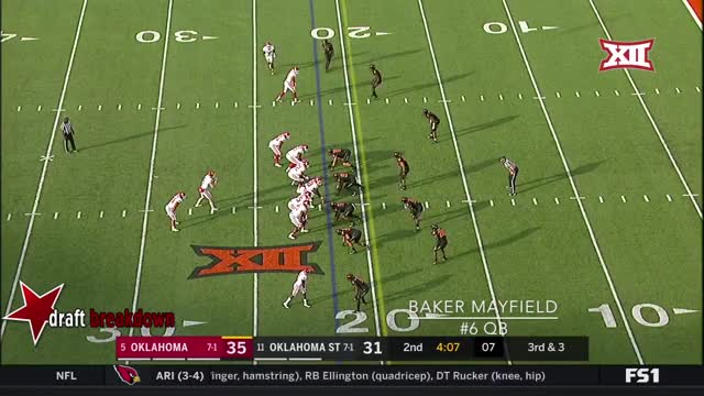 Watch and share Baker Mayfield GIFs by irferg on Gfycat