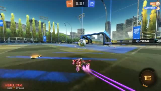 Watch and share Rocket League 03 07 2018 18 06 37 07 DVR GIFs on Gfycat
