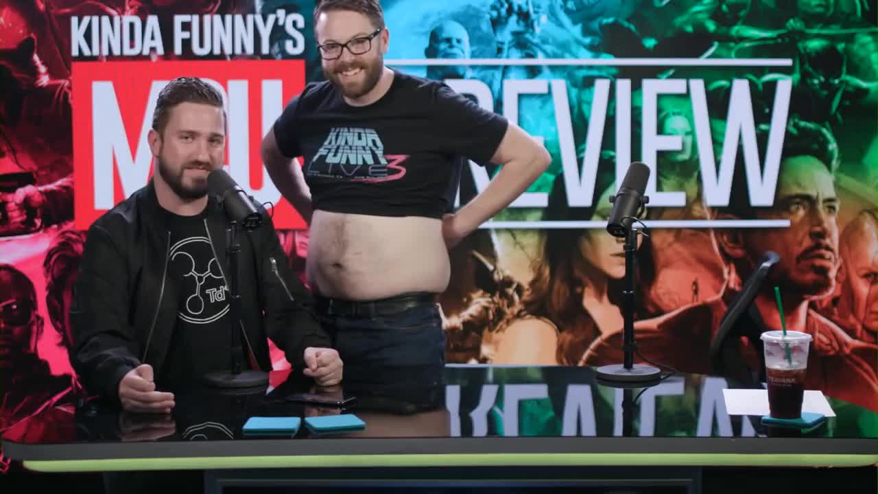 KindaFunny, analysis, discussion, gameovergreggy, gregmiller, mcu, reacts, review, Thrust GIFs