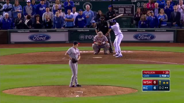 Watch and share Cain's Walk-off Single GIFs on Gfycat