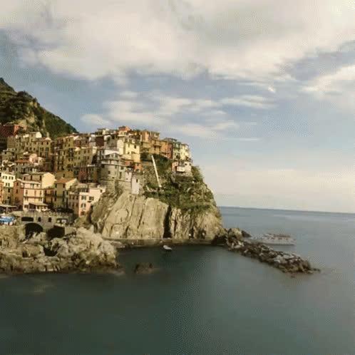 Italy Skies GIFs