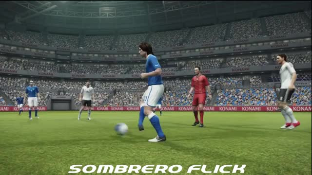Watch PES 2013 Sombrero GIF by FIFPRO Stats (@rahspot) on Gfycat. Discover more related GIFs on Gfycat