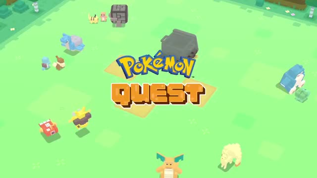 Watch and share Pokémon Video Game GIFs and Pokémon Quest GIFs by Rocco Supreme on Gfycat