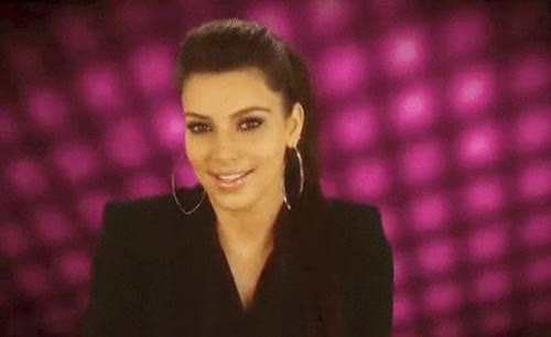 Watch kim kardashian sly smile mile high club GIF on Gfycat. Discover more related GIFs on Gfycat