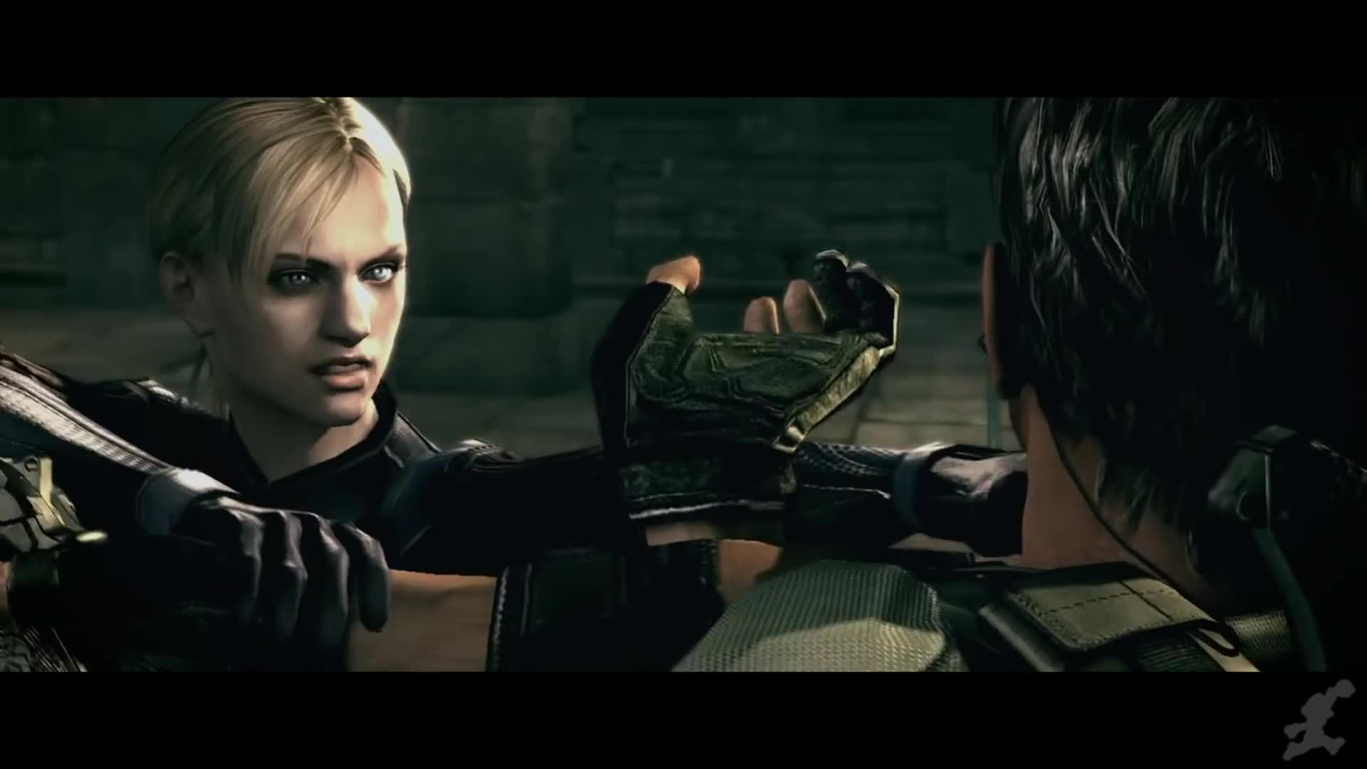 Resident Evil 5 Game Movie All Cutscenes 1080p Hd Gif Gfycat