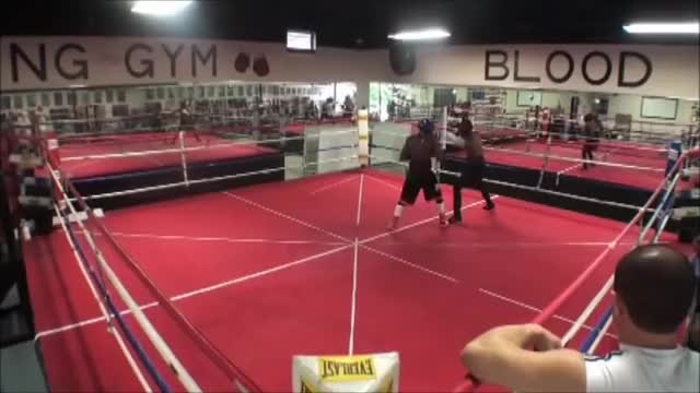 Watch and share Rigondeaux Footwork GIFs by tw4224 on Gfycat