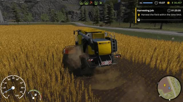 Watch and share Real Farm Harvester GIFs by rwatts on Gfycat