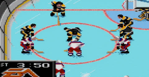 The evolution of EA Sports NHL graphics in a GIF - Talk Hockey GIFs