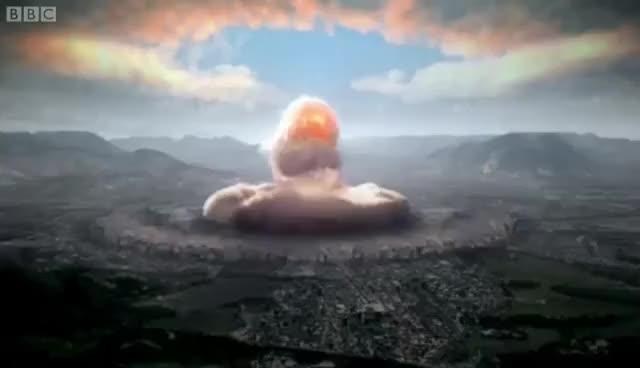 Watch and share Hiroshima: Dropping The Bomb - Hiroshima - BBC GIFs on Gfycat