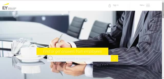 Watch EY Homepage GIF on Gfycat. Discover more related GIFs on Gfycat