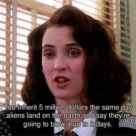 Watch and share Winona Ryder GIFs on Gfycat