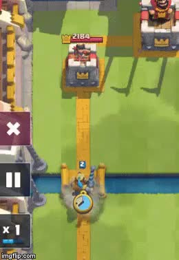 Watch and share Tornado 101 • R/ClashRoyale GIFs on Gfycat