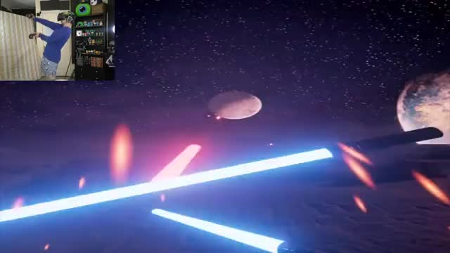 Watch and share Star Wars Vr GIFs on Gfycat
