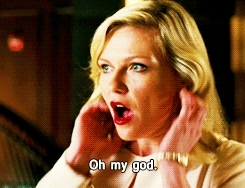bad friends, better off, funny, funny gif, gif, gif set, gif story, happier, kirsten dunst, mean people, relatable, truth,  GIFs
