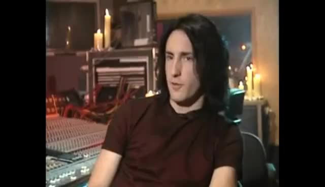 Watch and share Trent Reznor Interview [1994] GIFs on Gfycat