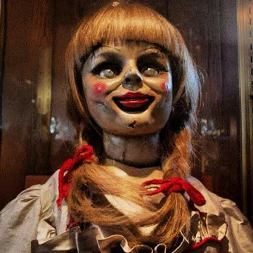 Watch and share Horror Movies Annabelle Gif GIFs on Gfycat