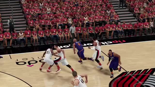 Watch NBA 2K16_20151215223246 GIF on Gfycat. Discover more nba2k, playstation 4, sony computer entertainment GIFs on Gfycat