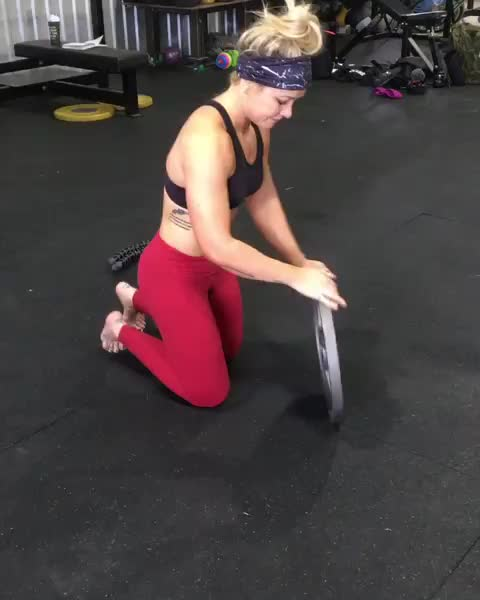 fit, fitness, strong, workout, Bonnie Schroeder GIFs