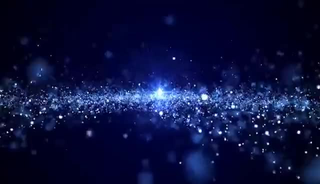Watch and share 8K Moving Background 4320p Popular Blue Neblua Remake Space Travel GIFs on Gfycat