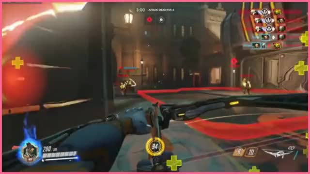 Watch and share Overwatch GIFs by chibiqt on Gfycat