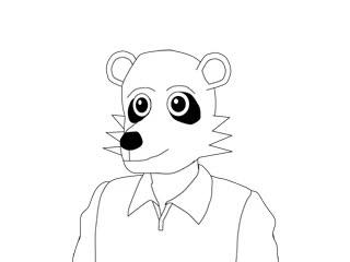 Watch and share 『笑うアニメーション』(アニメーションGIF作成 その17) GIFs on Gfycat