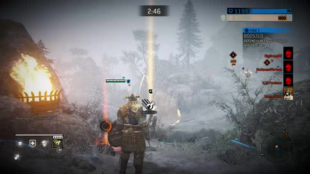 Watch and share Forhonor GIFs and Warlord GIFs on Gfycat