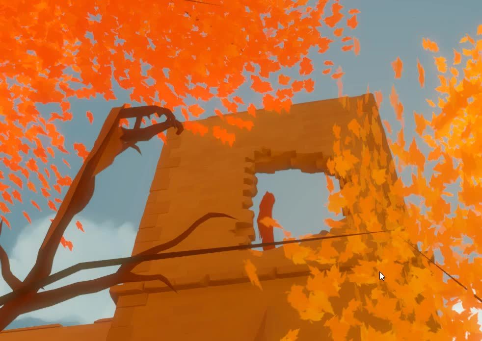 TheWitness, thewitness,  GIFs