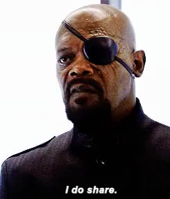 Watch this nick fury GIF on Gfycat. Discover more captain america the winter soldier, caroline, catwsedit, gif, gifs, marveledit, nick fury, samuel l jackson GIFs on Gfycat