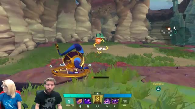 Watch and share [Gigantic] Corruption Update Preview Livestream! GIFs by hybr1d on Gfycat