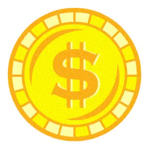 Watch and share Dolar Symbol Gold Coin GIFs on Gfycat