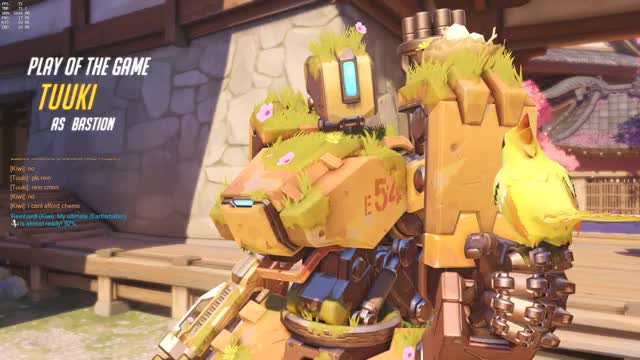 Watch and share Bastion GIFs and Ana GIFs by phatfil on Gfycat