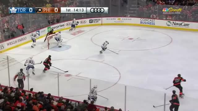 Watch and share Philadelphia Flyers GIFs and Toronto Maple Leafs GIFs on Gfycat