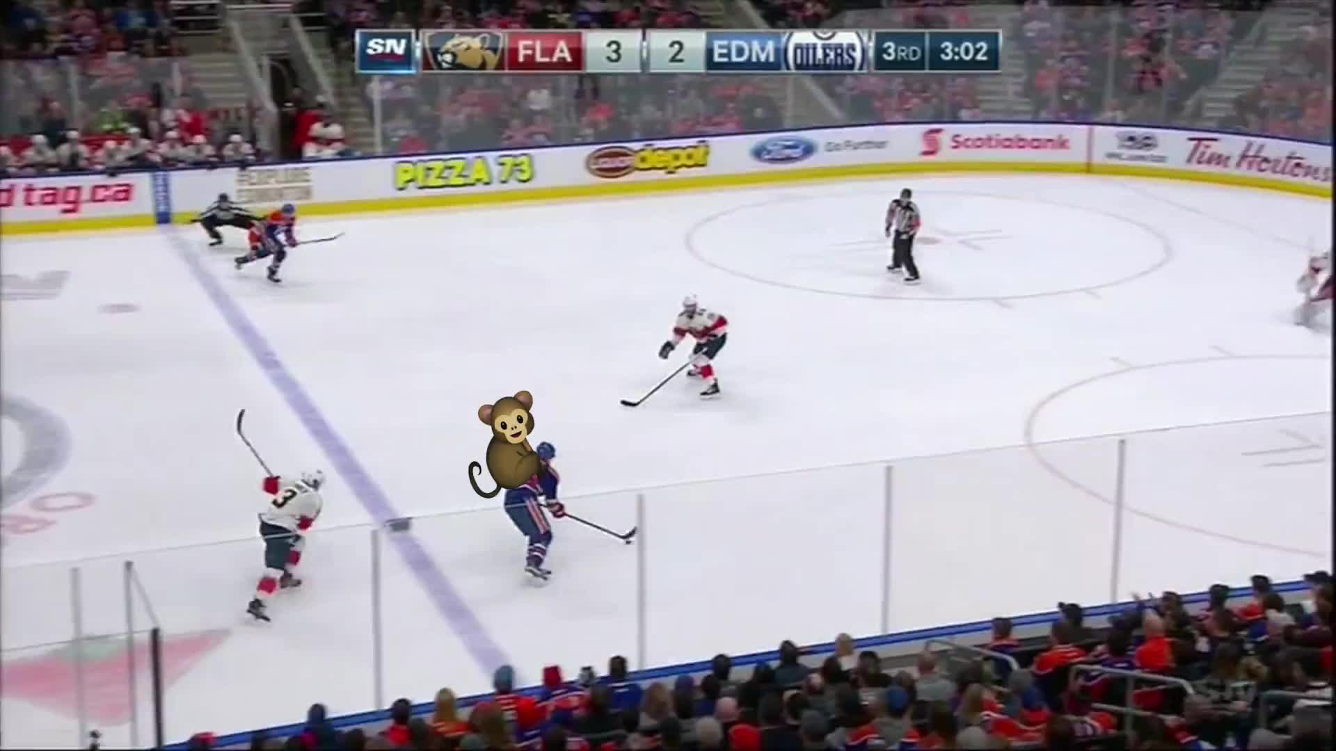 EdmontonOilers, edmontonoilers, Eberle gets the monkey off his back GIFs