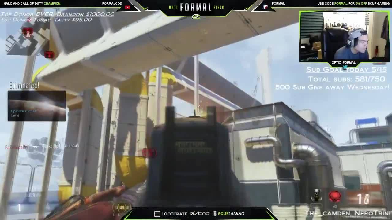 codcompetitive, Formal's Crazy 1v2 Featuring Last-Second Snipe (reddit) GIFs