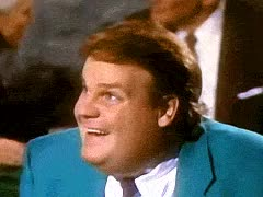 Watch and share Chris Farley GIFs by eastvanj on Gfycat