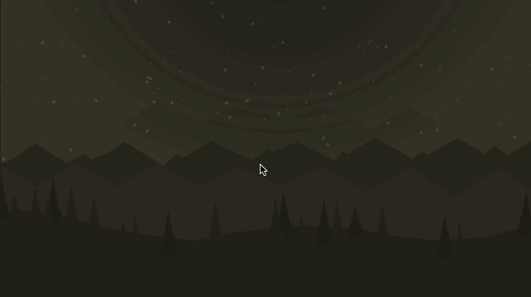 Unity2D, unity2d, Preview of my 2D dynamic skybox and lighting (reddit) GIFs