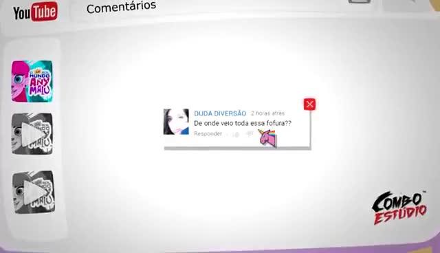 FUI GRAVAR O RESPONDE 4 E OLHA NO QUE DEU!!! GIFs