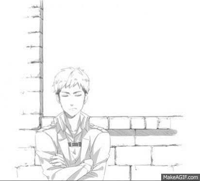 Watch jean x Eren GIF on Gfycat. Discover more related GIFs on Gfycat